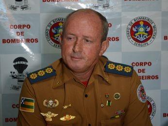 'Nosso objetivo não é prejudicar ninguém e sim fazer com que a lei seja cumprida', diz coronel Reginaldo Dórea (Foto: Marina Fontenele/G1 SE)