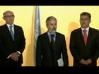 Chanceleres do Mercosul alertam a ONU sobre espionagem dos EUA