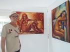 Gemma Fonseca: artista plástico faz questão de manter suas origens