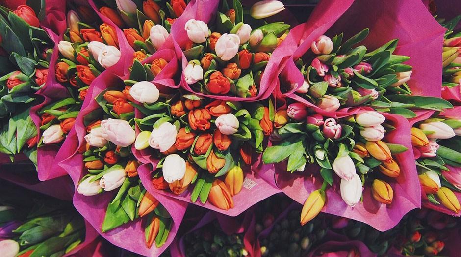 Flores, buquê, Namorados (Foto: Pexels)
