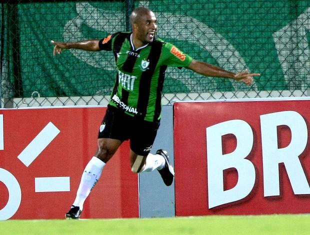 Gabriel américa-mg cruzeiro (Foto: Carlos Roberto / Agência Estado)