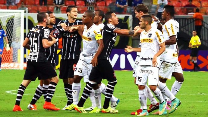 Assistir Botafogo x Corinthians ao vivo 01/10/2016