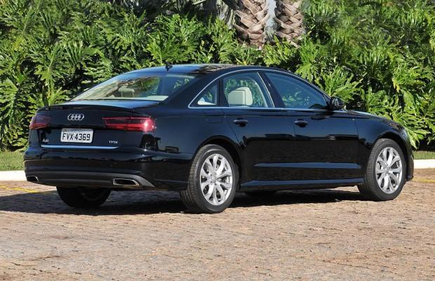 Audi A6 Ambiente 2.0 TFSI (Foto: Divulgação)