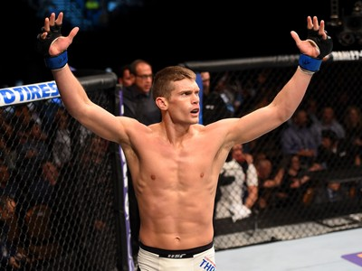 Stephen Thompson UFC MMA (Foto: Getty Images)