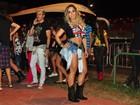 Depois de abstinência sexual, Mulher Melão busca amor no Rock in Rio