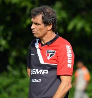 Milton Cruz Muricy Ramalho são paulo (Foto: site oficial / saopaulofc.net)