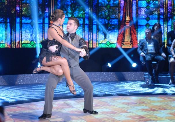 Bruna no 'Dança dos Famosos' (Foto: Zé Paulo Cardeal)