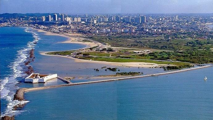 Natal recebe a sétima etapa do circuito brasileiro de volei de praia  (Foto: Divulgação)
