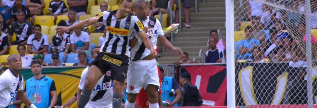 a1171e394c Vasco x Botafogo - Campeonato Carioca 2015 - globoesporte.com
