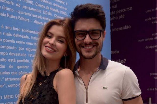 Bruna Altieri e Guilherme Leicam (Foto: Divulgação)