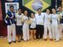 MS conquista 13 medalhas na etapa pernambucana do Brasileiro de caratê