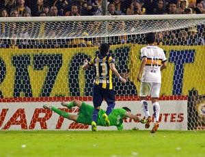 Agustin Orion goleiro do Boca Juniors (Foto: AFP)