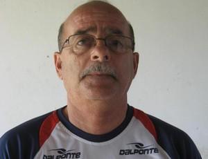 Gilson Gênio, técnico do São Pedro (Foto: Assessoria America)