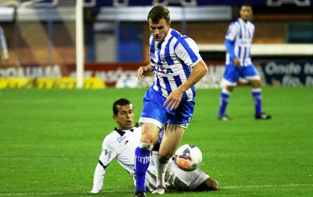 Rodrigo Thiesen Avaí x ASA (Foto: Jamira Furlani/Avaí FC)