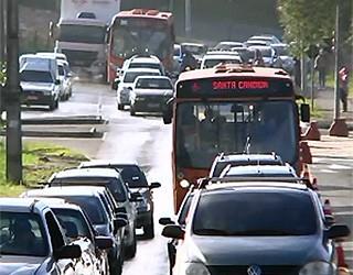 Paraná TV Trânsito (Foto: Reprodução/ RPC TV)