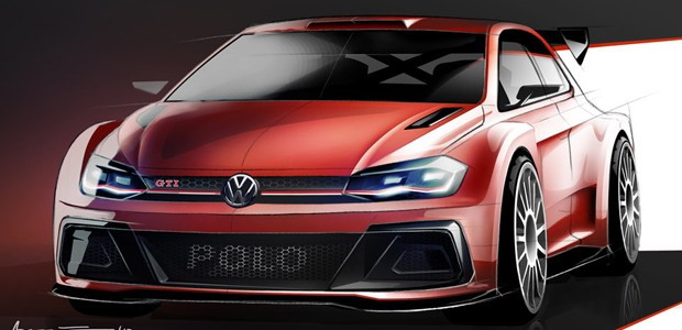Volkswagen Polo GTI R5 (Foto: Divulgação)