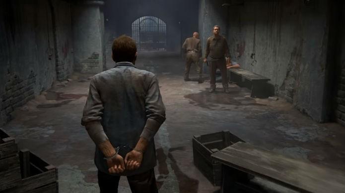 Prisão de Uncharted 4 foi citada no primeiro jogo da série (Foto: Reprodução/YouTube)
