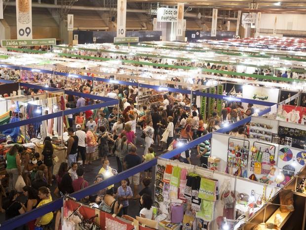 Para evitar filas no Centro de Convenções, em olinda, a Fenearte oferece a venda descentralizada de ingressos pela primeira vez (Foto: Daniela Nader/Divulgação)