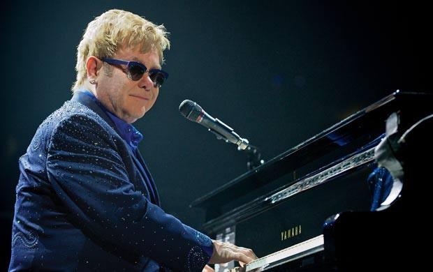 Elton John (Foto: Divulgação/Andrew Potter)