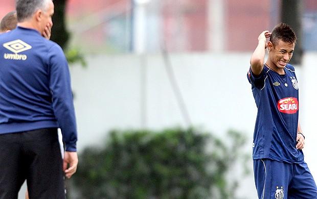Dorival Junior Neymar (Foto: Ag. Estado)