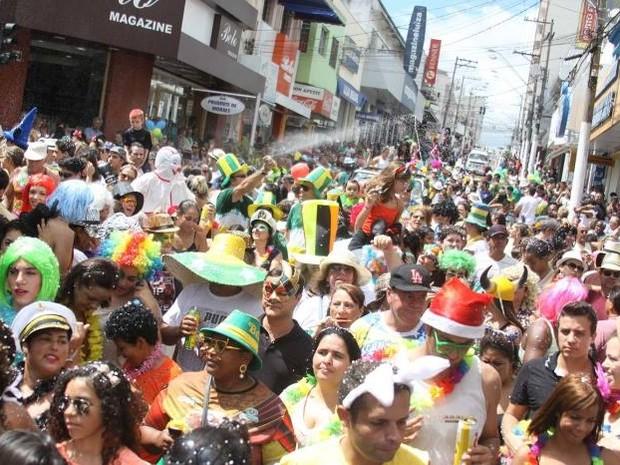 Programação de carnaval começa nesta sexta-feira (24) em Marília  (Foto: Prefeitura de Marília/ Divulgação )