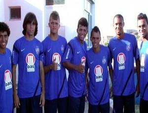 juventude do bahia (Foto: Divulgação/ Site oficial)