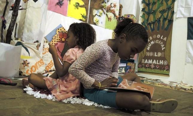 A leitura dá asas à imaginação  (Foto: Arquivo Google)