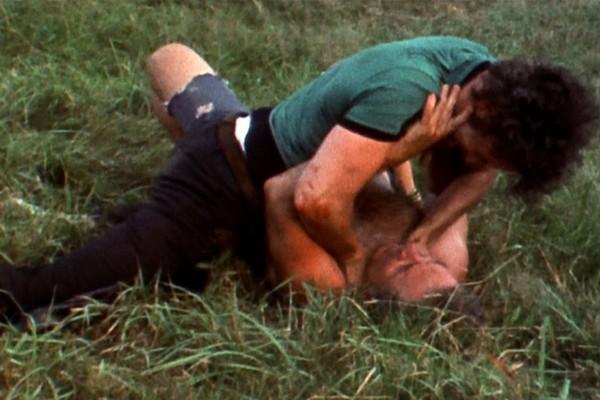 Rip Torn e Norman Mailer em 'Maidstone' (1970) (Foto: Divulgação)
