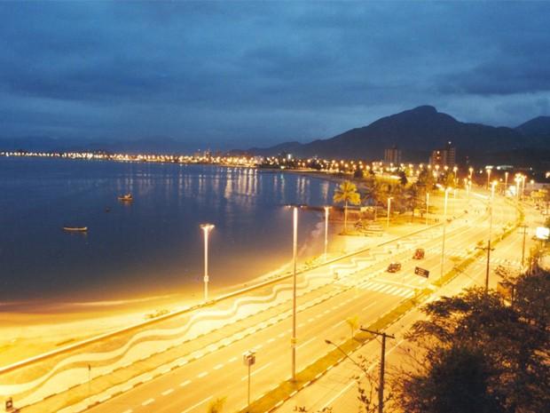 Caraguatatuba adota sistema pioneiro de iluminação pública (Foto: Gianni D'Angelo/PMC)