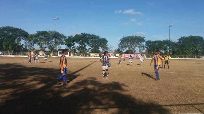 Frei Paulistano x Botafogo  (Foto: Josafá Neto)