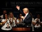 Trump volta a acusar Hillary de ser muito flexível com imigrantes