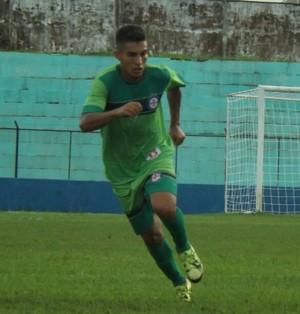 Rodrigo Rocha lateral-direito Independente-PA (Foto: Infocus Comunicação)