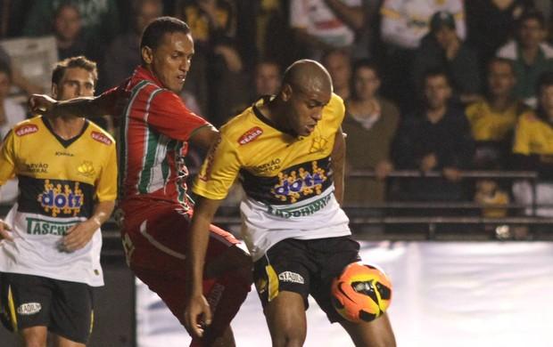 Cassiano Criciúma Salgueiro (Foto: Fernando Ribeiro / Criciúma EC)
