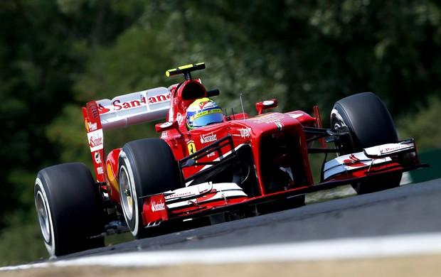 Felipe Massa treino GP Hungria (Foto: Getty Images)