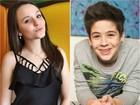 Larissa Manoela não está namorado João Guilherme Ávila, diz assessoria