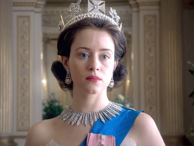 Cena de 'The Crown', nova série do Netflix (Foto: Divulgação)