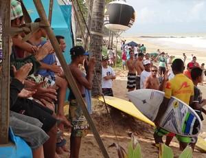 Circuito Paraibano de Surfe, Paraíba, Conde (Foto: Divulgação)