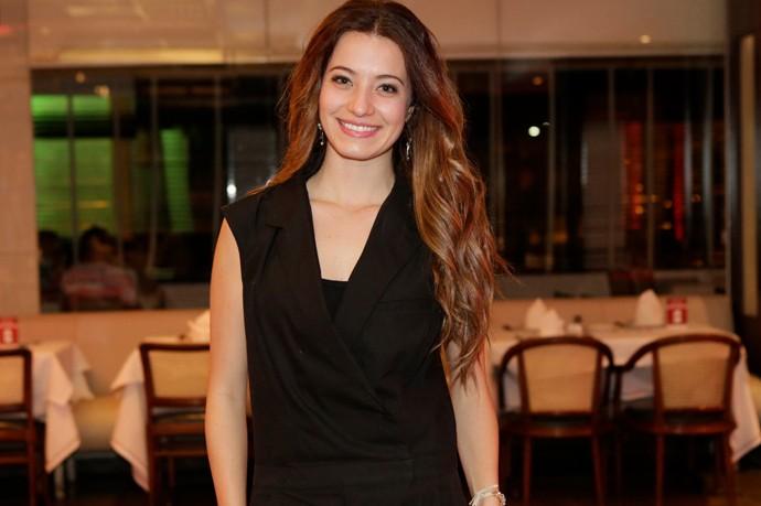 Bianca Muller é Ana Luiza, uma das filhas de Hércules (Foto: Gshow)