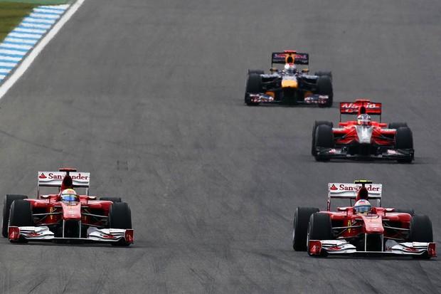 Alonso is faster than you (Foto: Divulgação)