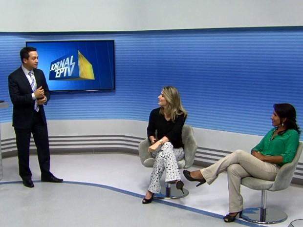 Testemunha do caso ET de Varginha fala sobre o assunto para à EPTV Sul de Minas (Foto: Reprodução EPTV)