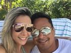 Xanddy revela que empresário já o aconselhou a separar de Carla Perez