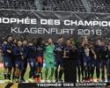 Lucas marca, PSG atropela o Lyon  e conquista a Supercopa da França