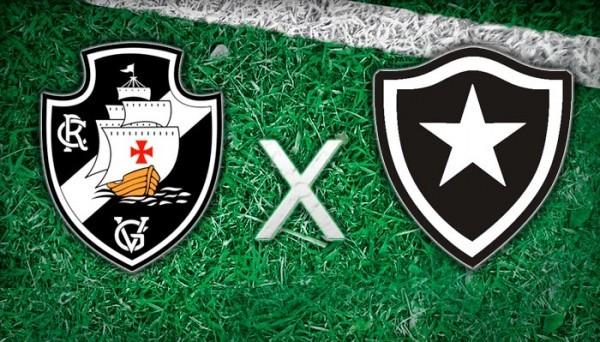 Vasco x Botafogo (Foto: Arte/ TV Liberal)
