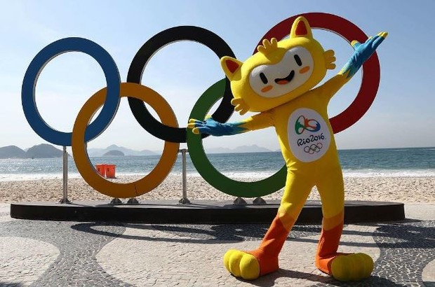Vinícius, mascote da olimpíada RIO 2016 (Foto: Instagram / Reprodução)