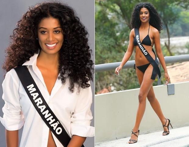 Miss Maranhão (Foto: Manuela Scarpa/Brazil News)