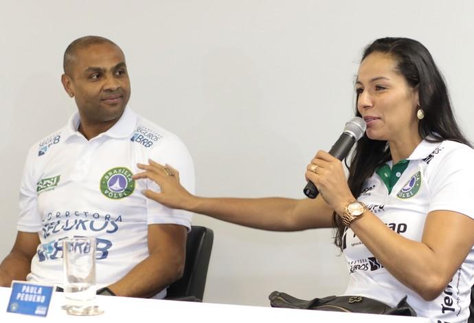 Anderson Rodrigues, Apresentação, Técnico, Brasília Vôlei (Foto: Felipe Costa/Ponto Marketing Esportivo)