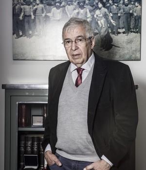 Almir Pazzianotto (Foto: Roberto Setton/ÉPOCA)