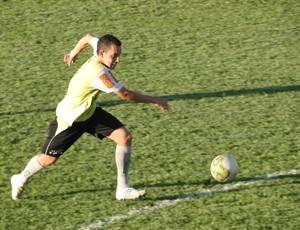 Rodriguinho treino América-MG (Foto: Ana Paula Moreira / Globoesporte.com)