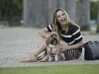 Bianca Rinaldi posa no Rio e conta segredo para manter pique aos 41
