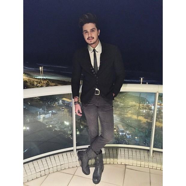 Luan Santana (Foto: Instagram / Reprodução)